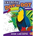 Extreme Dot to Dot Animals 2