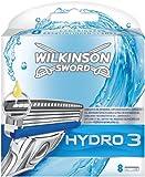 Wilkinson Hydro - 7000031E - Chargeur de 8 Lames