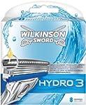 Wilkinson Sword Hydro 3 Razor Blades...
