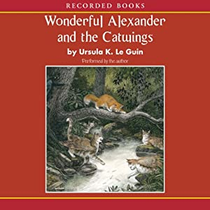 Wonderful Alexander and the Catwings Audiobook