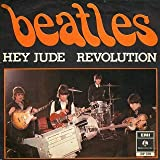 Revolution / Hey Jude 45 rpm record