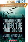 Tomorrow, When the War Began (The Tomorrow Series #1)