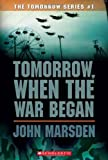Tomorrow, When the War Began John Marsden