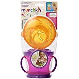 Munchkin Two Snack Catchers, Colors May Vary ~ Munchkin