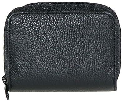 Buxton Wizard Wallet for Women (Black)