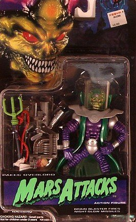 MARS ATTACKS:PAEEC OVERLORD ACTION FIGURE [Toy]
