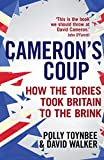 Polly Toynbee Cameron's Coup: How the Tories took Britain to the Brink