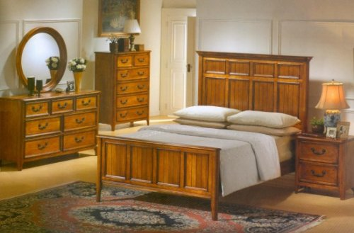 Park Valley King Bedroom Set