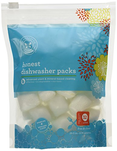 The Honest Company Dishwasher Detergent Pods - Free