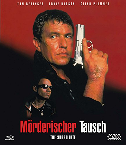 Mörderischer Tausch - The Substitute - Uncut [Blu-Ray]