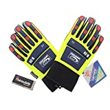 Heavy Duty - Ringers Gloves Construction Work Gloves - XXLarge - Styles May Vary - For Men