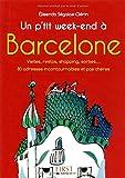 Un p'tit week-end à Barcelone