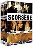 echange, troc Martin Scorsese - Coffret - Les inflitrés + Aviator + Casino