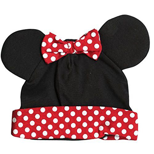 Disney Baby Girls Minnie Mouse Character Hat