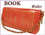 BOOK【ブック】チェーン付きウォレット(長財布)