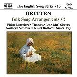 Folk Song Arrangements 2