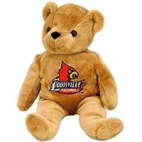 NCAA Louisville Cardinals 8'' Honey Bean Bear from Herrington & Company, Inc.