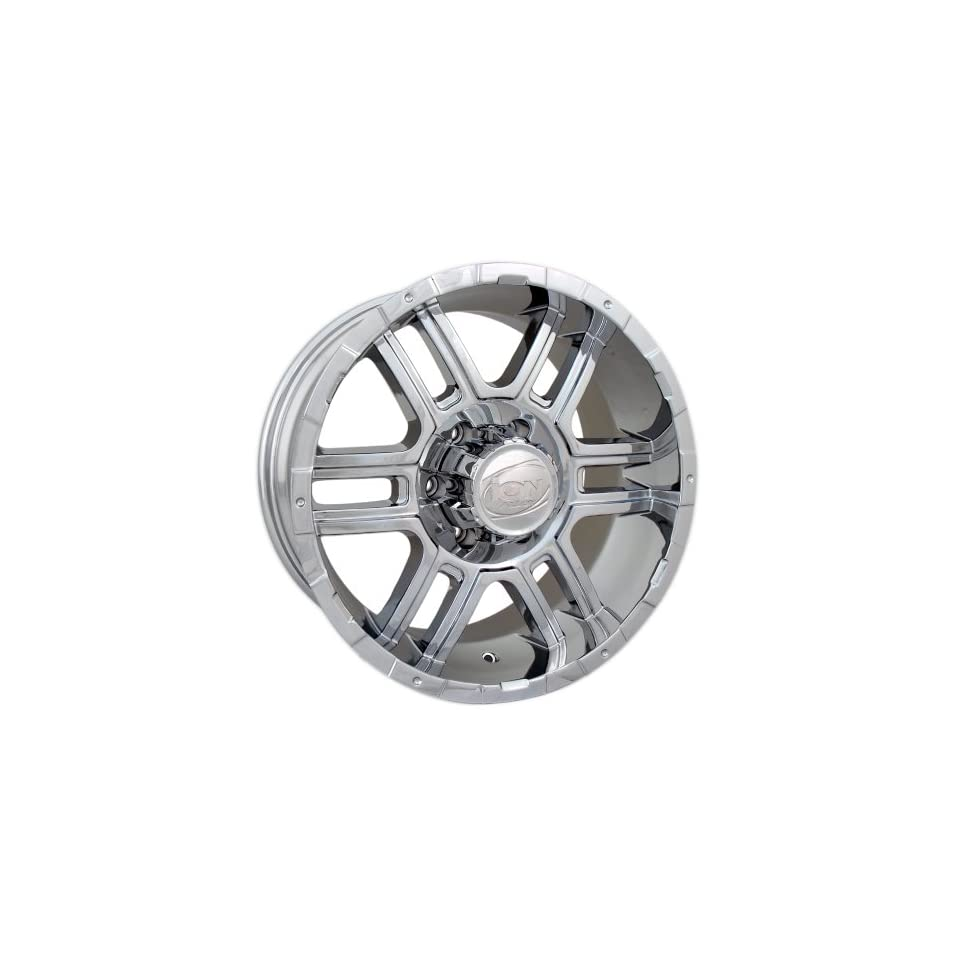 17x9 ION Alloy Style 179 (Chrome) Wheels/Rims 6x139.7 (179 7983C)