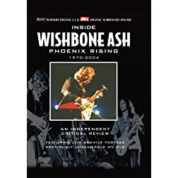 Inside Wishbone Ash 1970-2004