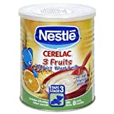 Nestle Cerelac Mixed Fruits 400g (From Europe)