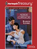 img - for Midnight Confessions (Silhouette Intimate Moments) book / textbook / text book