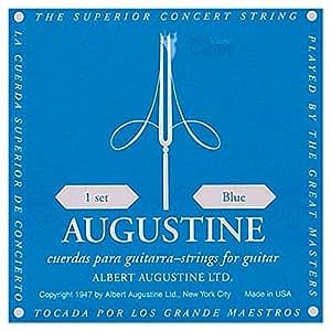 Augustine Blue Classical Guitar Strings Set