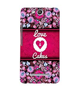 Love And Leashes 3D Hard Polycarbonate Designer Back Case Cover for Micromax Canvas Juice 3+ Q394 :: Micromax Canvas Juice 3Plus Q394