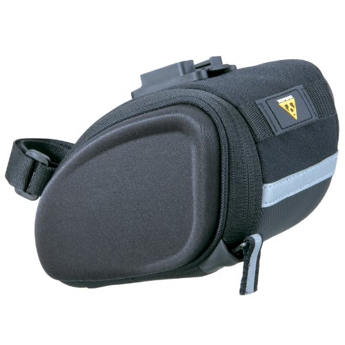 Topeak Sidekick Wedge Seat Bag: Black; Md front-712698