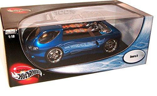 hot wheels blue deora 2 ii 1 18 scale surfboard vehicle. Black Bedroom Furniture Sets. Home Design Ideas