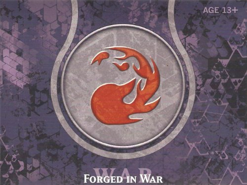 Magic The Gathering Journey Into Nyx Prerelease Pack - Red (6 Booster Packs) Forged Of War (Possible Divine Gift???)