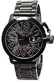 コグ 腕時計 COGU コジモグッチ腕時計 [ CosimoGUCCI時計 ]( Cosimo GUCCI 腕時計 コジモ グッチ 時計 ) ブラックアウト ( BLACK OUT ) /メンズ時計/ブラックIP/CHS-ALBK [当店限定販売]