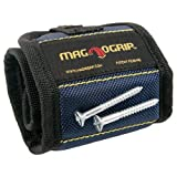 MagnoGrip Magnetic Wristband Blue