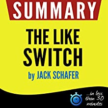 Summary: The Like Switch Audiobook by  Book Summary Narrated by Kelly Rhodes