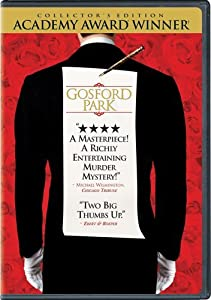 Gosford Park - Collector's Edition