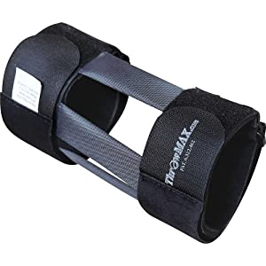 ThrowMAX Flexible Arm Braces - Left Hand by Throwmax