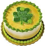 St. Patrick's Day Glitter Shamrock Cake Topper 聖パトリックの日のシャムグリッターケーキトッパー♪ハロウィン♪クリスマス♪ / Deco Pac