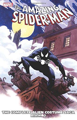 Spider-Man Complete Alien Costume Saga 2