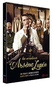 Les aventures d'Arsène Lupin (Nouveau Master restauré)