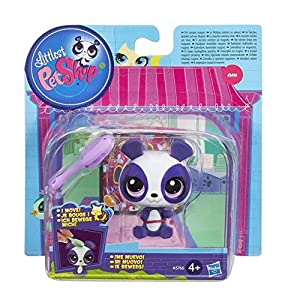 Littlest Pet Shop Magic Motion with Magnetic Hair Brush Penny Ling 3414- Very Rare