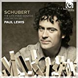 SCHUBERT. The Late Piano Sonatas. Lewis
