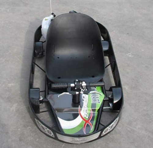 Scooterx 49Cc Power Kart Go Kart *Now Goes 30-32Mph*New 2012