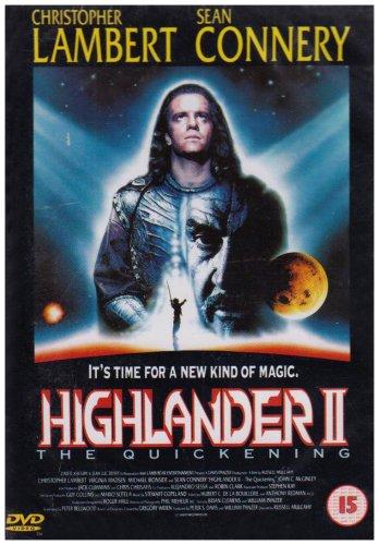Highlander 2 - The Quickening [DVD]