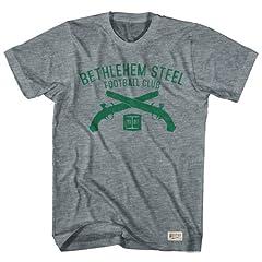 Bethlehem Steel Soccer Club Pistols T-shirt