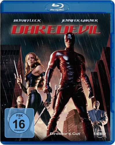 Daredevil [Blu-ray] [Director's Cut]