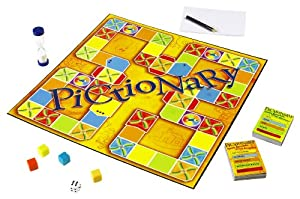 Pictionary Family 25th Anniversary Edition by Mattel