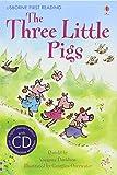 Susanna Davidson The Three Little Pigs: Usborne English (Usborne English Learners' Editions)