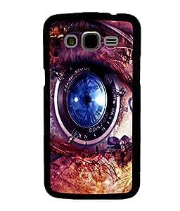 printtech Technical Eye Back Case Cover for Samsung Galaxy J5::Samsung Galaxy J5 J500F