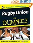 Rugby Union For Dummies, Second Editi...