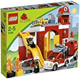 LEGO DUPLO 6168: Fire Station