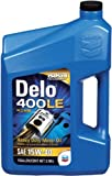 Delo 400 SAE 40 Motor Oil 1 Gallon Jug (Pack of 3)